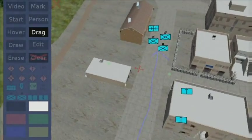 Boeing integrated immersive training environment i2te for Combat portent 31 19